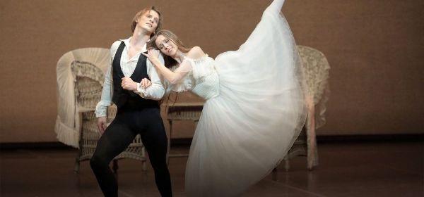 Die Kameliendame, Ballett von John Neumeier