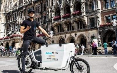 Amazon Prime Now startete am 3.8. in München