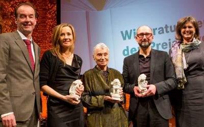Verleihung Bayerischer Buchpreis 2016