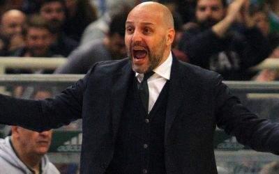 Der neue FCBB-Trainer Aleksandar Djordjevic.