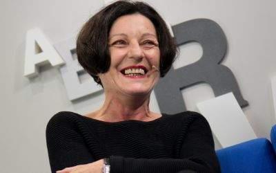 Die Schriftstellerin Herta Müller.