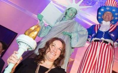 US-Wahlparty im Bayerischen Landtag mit Generalkonsulin Jennifer Gavito