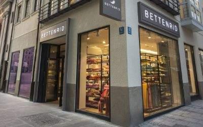 Bettenrid Geschäft in München