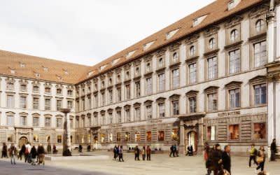 Siegerentwurf für den Umbau der Alten Akademie