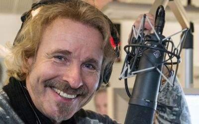 Thomas Gottschalk moderiert ab Januar 2017 einmal im Monat eine Radiosendung auf Bayern 1.