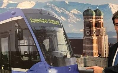 Alle Trambahnlinien sollen mit kostenfreiem WLAN ausgestattet werden