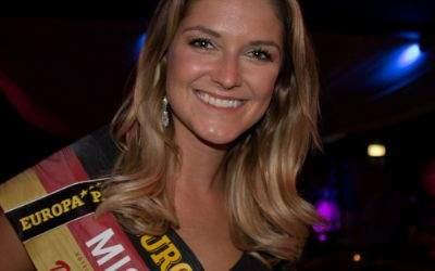 Miss München Wahl 2016: Gewinnerin Viola Kraus aus Allach