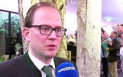 Stadtrat Manuel Pretzl von der CSU