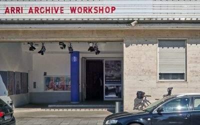 Arri Kino Türkenstraße