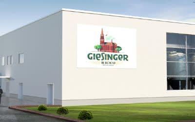 Simulation des neuen Giesinger Bräu Werks
