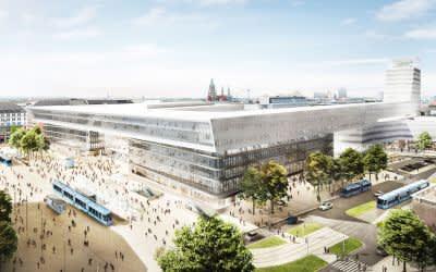 Überarbeitete Pläne für Hauptbahnhof und Starnberger Flügelbahnhof