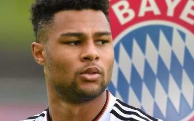 Der FC Bayern verpflichtet Serge Gnabry von Werder Bremen.
