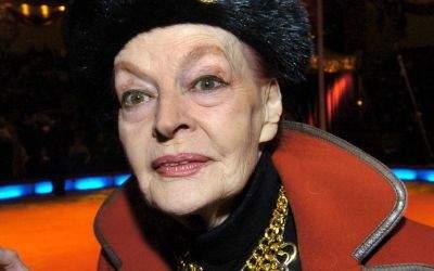 Die Schauspielerin Margot Hielscher
