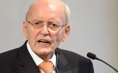 Altbundespräsident Roman Herzog