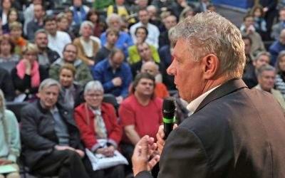 Bürgersprechstunde mit OB Dieter Reiter in Ramersdorf-Perlach