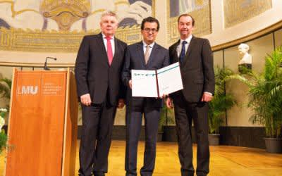 Verleihung des Geschwister-Scholl-Preises 2017 an Hisham Matar