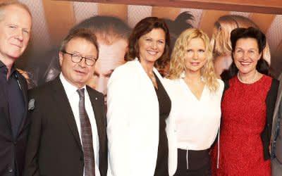 """Premiere des Films """"Unter deutschen Betten"""""""
