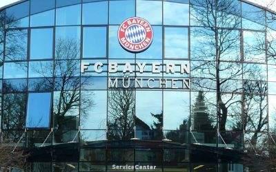 Die FCB-Zentrale an der Säbener Straße.