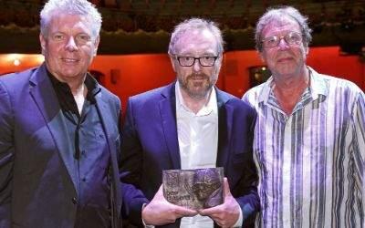 Verleihung des Dieter-Hildebrandt-Preises an Josef Hader