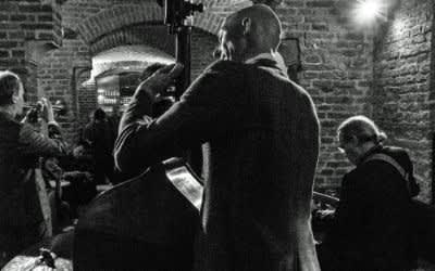 """Der neue Jazzclub """"Jazzkombinat"""""""