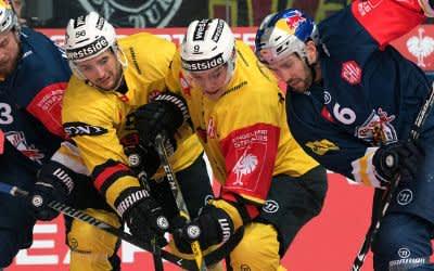 Harter Kampf, leider bei Erfolg: Die Res Bulls scheiterten an Bern.