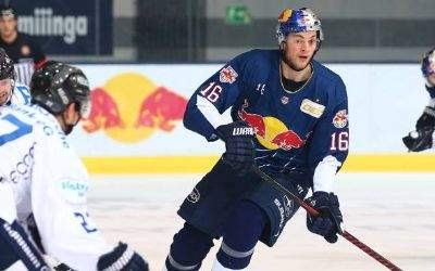 EHC Red Bull München gegen Iserlohn Roosters am 5.1.2017