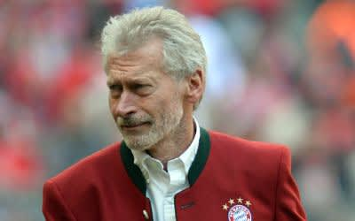 Bayern-Legende Paul Breitner