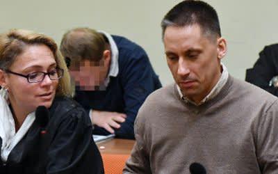 Ralf Wohlleben und seine Anwältin