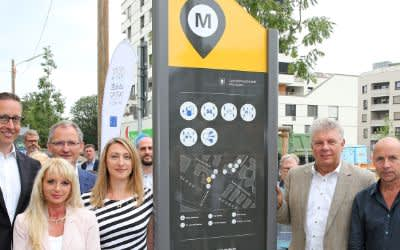 Mobilstation, Domagkpark, München, OB Reiter