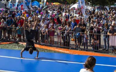 Impressionen vom Outdoorsportfestival 2018