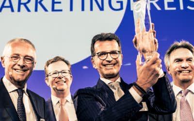 Hirmer gewinnt Münchner Marketingpreis 2018