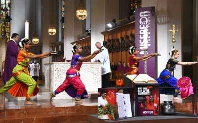 Eröffnung der Misereor Fastenaktion in der Münchner Frauenkirche
