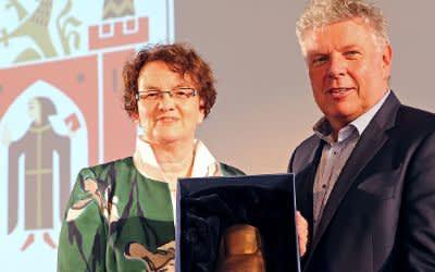 Impressionen vom Empfang zum 60. Geburtstag von Oberbürgermeister Reiter