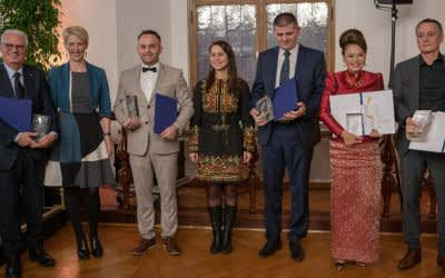 Gewinner des Phönixpreises 2018