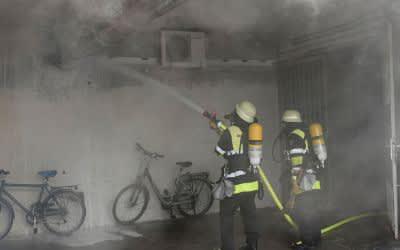 Kurz vor dem Beginn des Oktoberfestes kam es im Umfeld der Theresienwiese zu einem Feuerwehreinsatz.