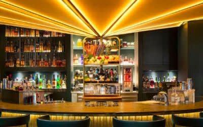 Ory Bar im Mandarin Oriental