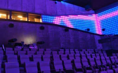 Kinosaal im neuen Arri