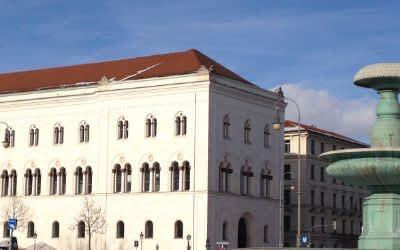Hauptgebäude LMU