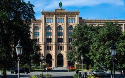 Regierung von Oberbayern in der Maximilianstraße