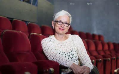 Intendantin der Kammerspiele Barbara Mundel