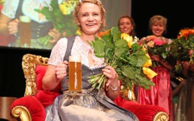 Bayerische Bierkönigin 2018/2019: Johanna Seiler