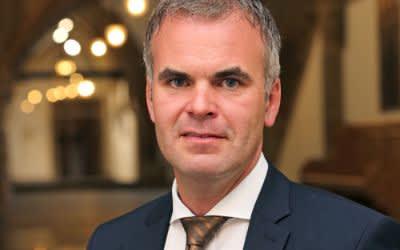 Stadtkämmerer Christoph Frey