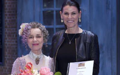 Cornelia Froboess und Dr. Marion Kiechle