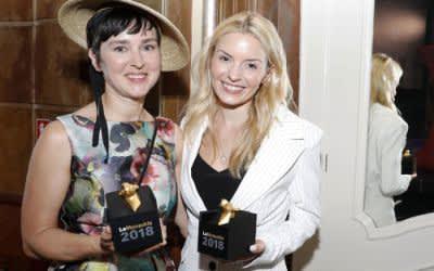 Die Preisträgerinnen der Monachia 2018