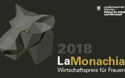 Banner zum Preis LaMonachia