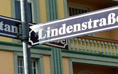 """Bild der TV-Serie """"Lindenstraße"""""""