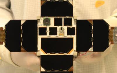 Mini-Satellit Move-II