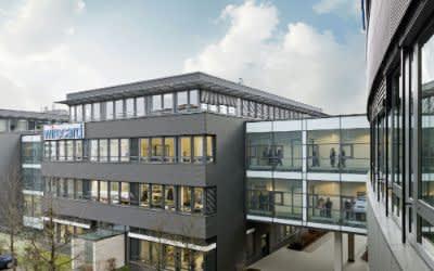 Hauptsitz der Wirecard AG