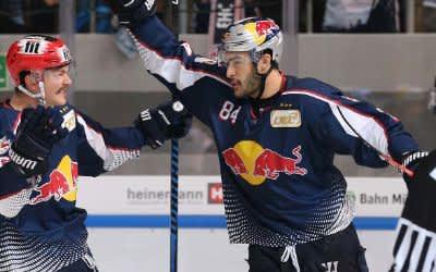 Der EHC siegte im Derby über Augsburg.