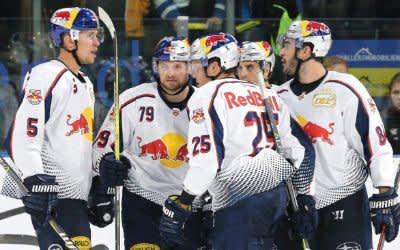 Red Bull München besiegt Nürnberg